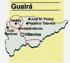 Radio Guaira AM 840 – November 3 –
