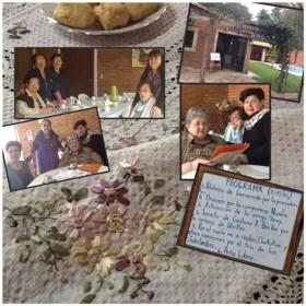 Retired Professors Luncheon – Friendship Day